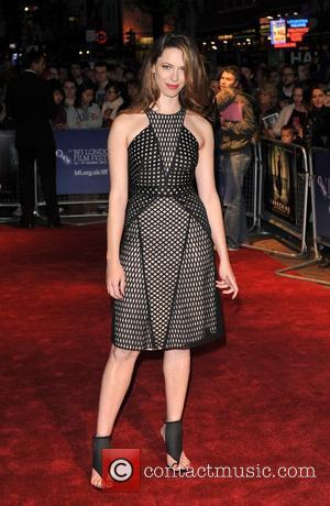 Rebecca Hall The BFI London Film Festival: The Awakening - official screening held at the Vue West End - Arrivals....