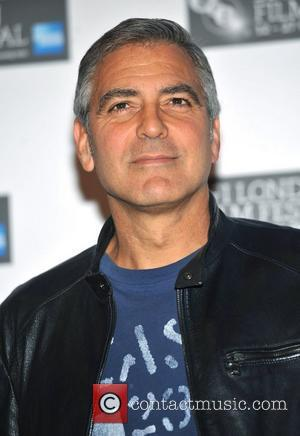 George Clooney and Odeon West End