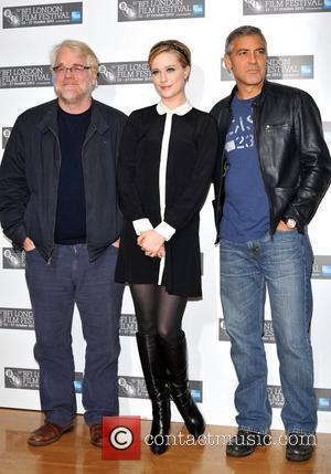 George Clooney, Evan Rachel Wood and Odeon West End