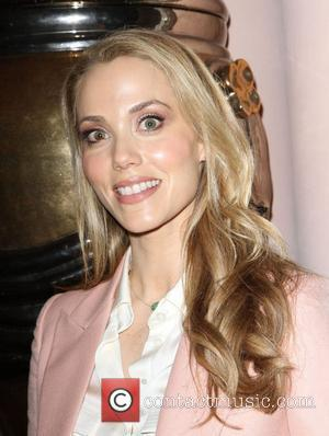Elizabeth Berkley Lloyd Klein Closes LA Fashion week Fall/Winter 2012 In support of the Guild of Big Brothers Big Sisters...