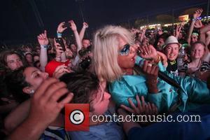 M.I.A. Big Day Out Festival Perth, Australia - 06.02.11,