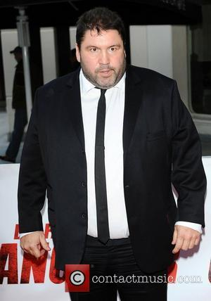 Ricky Grover at the UK film premiere of 'Big Fat Gypsy Gangster' held at the Renoir Cinema, Brunswick Square. London,...