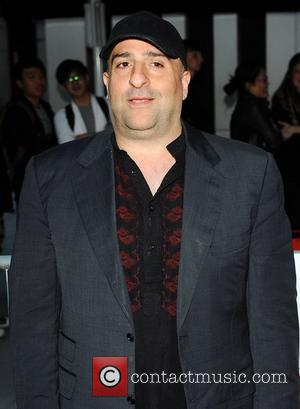Omid Djalili at the UK film premiere of 'Big Fat Gypsy Gangster' held at the Renoir Cinema, Brunswick Square. London,...