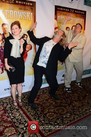 Jeff Bridges, John Goodman and Julianne Moore