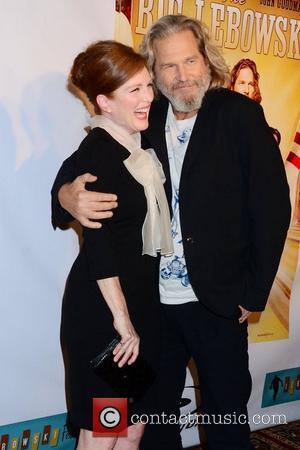 Julianne Moore and Jeff Bridges