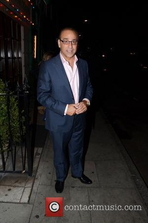 Theo Paphitis at Malabar Junction Restaurant London, England - 18.10.11