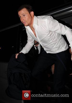 Joe Swash arrives at Bijou club Manchester, England - 14.05.11