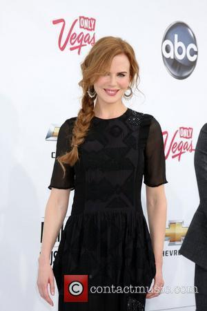 Nicole Kidman, Billboard, Las Vegas and Mgm