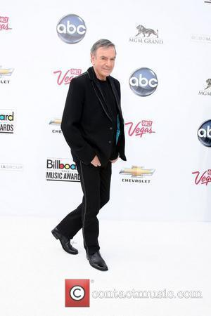 Neil Diamond at the 2011 Billboard Music Awards at MGM Grand Garden Arena. Las Vegas, Nevada - 22.05.11