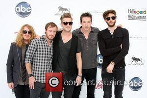 One Republic at the 2011 Billboard Music Awards at MGM Grand Garden Arena. Las Vegas, Nevada - 22.05.11