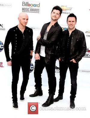 The Script 2011 Billboard Awards at the MGM Grand Hotel and Casino – Arrivals Las Vegas, Nevada – 22.05.11