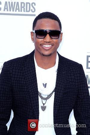 Trey Songz 2011 Billboard Music Awards at MGM Grand Garden Arena Las Vegas, Nevada - 22.05.11
