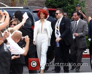 Rihanna 2011 Billboard Music Awards at MGM Grand Garden Arena - Outside Arrivals Las Vegas, Nevada - 22.05.11