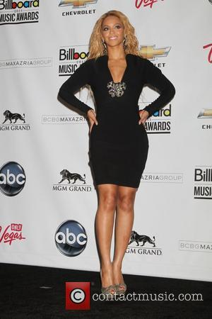 Beyonce Knowles  at the 2011 Billboard Music Awards at MGM Grand Garden Arena - press room  Las Vegas,...