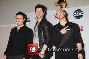 The Script at the 2011 Billboard Music Awards at MGM Grand Garden Arena - press room  Las Vegas, Nevada...