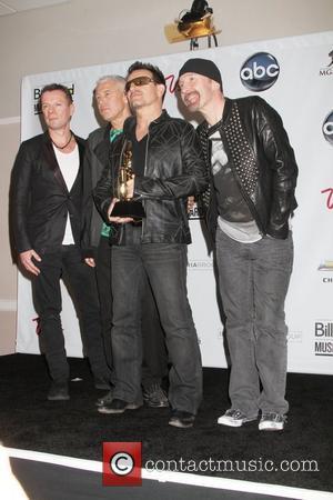 U2, Adam Clayton and Bono