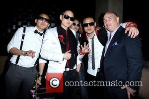 Far East Movement 2011 Billboard Music Awards official post- party presented by BCBG Max Azria Group at TAO Nightclub at...