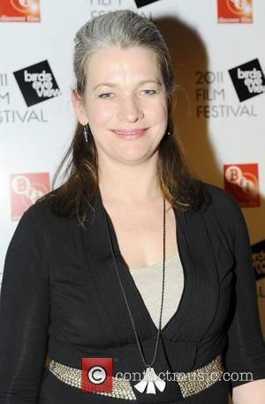 Kerry Fox  at the 'Birds Eye View Film Festival' closing night photocall at the BFI Southbank. London, England -17.03.11