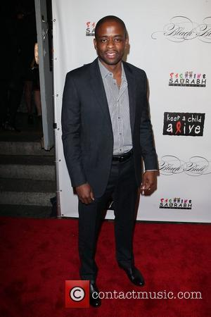 Dule Hill 8th Annual Keep A Child Alive Black Ball, held at the Hammerstein Ballroom - Arrivals New York City,...