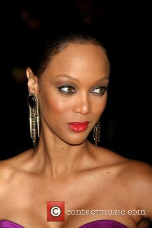 Tyra Banks 8th Annual Keep A Child Alive Black Ball, held at the Hammerstein Ballroom - Arrivals New York City,...