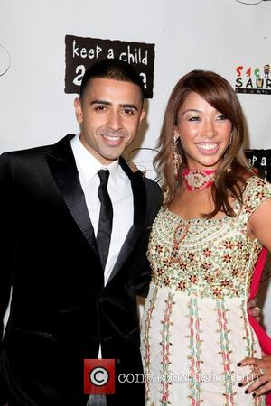 Jay Sean, Alesha Dixon  8th Annual Keep A Child Alive Black Ball held at the Hammerstein Ballroom - Arrivals...
