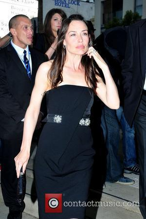 Claire Forlani Keep A Child Alive - Black Ball held at the Roundhouse - Outside Arrivals London, England - 15.06.11