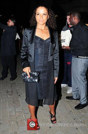 Ms Dynamite Keep A Child Alive - Black Ball held at the Roundhouse - Outside Arrivals London, England - 15.06.11
