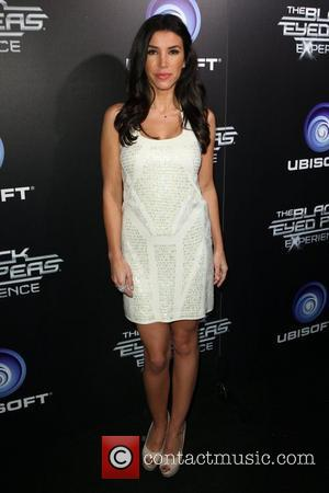 Adrianna Costa The Black Eyed Peas Experience Launch Party Presented by Ubisoft Hollywood, USA - 21.11.11