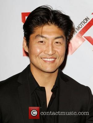 Brian Tee Lionsgate presents 'Blood Out' BluRay & DVD Release party and Special Screening held at The DGA Theatre West...