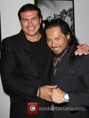 Tamer Hassan, Sam Medina  Lionsgate presents 'Blood Out' BluRay & DVD Release party and Special Screening held at The...