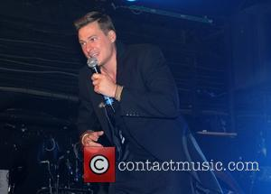 Lee Ryan Blue perform live at G-A-Y London, England - 30.04.11