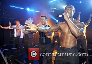 Duncan James, Antony Costa, James Lee, Lee Ryan and Simon Webbe