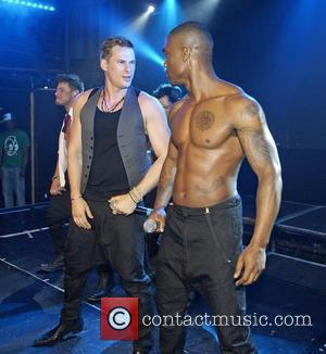 Lee Ryan and Simon Webbe Blue perform live at G-A-Y London, England - 30.04.11