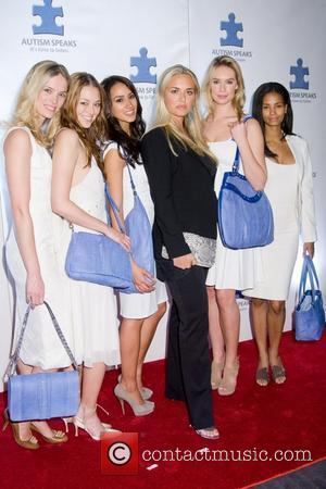Vanessa Trump A Blue Affair charity reception at the Trump Soho Hotel - Arrivals New York City, USA - 06.04.11