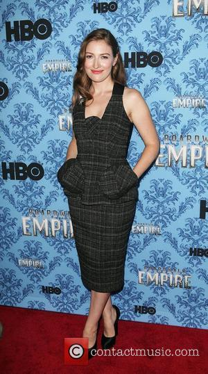 Kelly Macdonald  Boardwalk Empire season 2 Premiere at the Ziegfeld theater New York City, USA - 14.09.11
