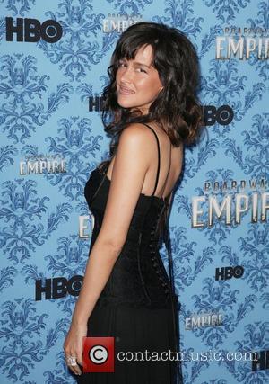 Paz de la Huerta  Boardwalk Empire season 2 Premiere at the Ziegfeld theater New York City, USA - 14.09.11