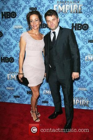 Shea Whigham and Kelly Macdonald