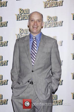 Frank Wood  Opening night after party for the Broadway production of 'Born Yesterday' held at the Edison Ballroom. New...