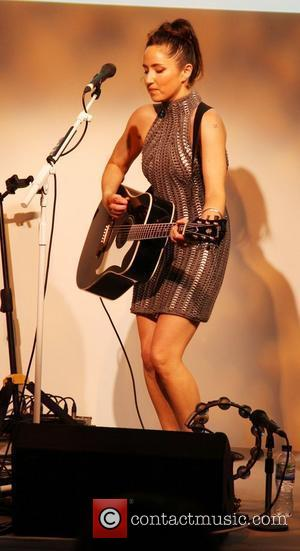 KT Tunstall Bottletop Full Circle Charity Auction at Howick Place London, England - 04.10.11