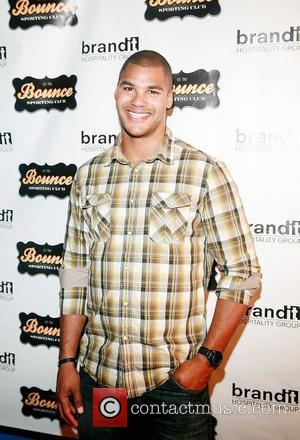 Mark Fraser  celebrities attend the grand opening of Bounce Sporting Club  New York City, USA - 14.09.11