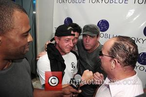 Chris Warren, Fort Lauderdale and Michael Lohan