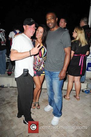 Michael Lohan, Chris Warren and Fort Lauderdale