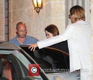 Brad Pitt, Angelina Jolie and Jennifer Aniston
