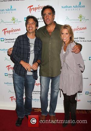 Ray Romano, Brad Garrett and Cheryl Hines