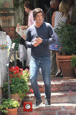 Brandon Davis leaves the The Ivy restaurant Los Angeles, California - 06.07.11