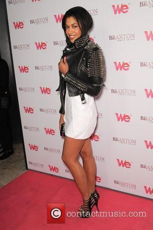 Kali Hawk  Braxton Sisters attend the launch party for their new WE tv series 'Braxton Family Values' at the...