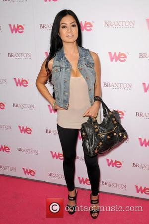 Kim Lee  Braxton Sisters attend the launch party for their new WE tv series 'Braxton Family Values' at the...