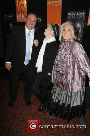 James Gandolfini, Elaine Stritch and Sheila Nevins Bowery Residents Committee (BRC) Inaugural Benefit Gala honoring Sheila Nevins New York City,...