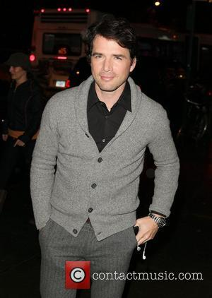 Matthew Settle  The Cinema Society & DKNY Present a screening 'The Twilight Saga - Breaking Dawn- Part 1' at...