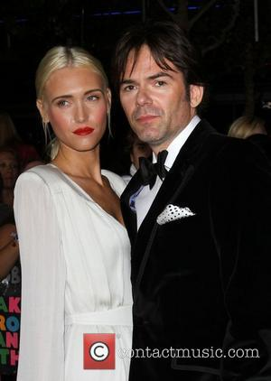 Pollyanna Rose and Billy Burke The Twilight Saga: Breaking Dawn - Part 1 World Premiere held at Nokia Theatre L.A....